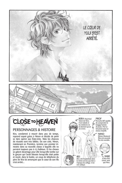 Page 7 Close to heaven tome 9
