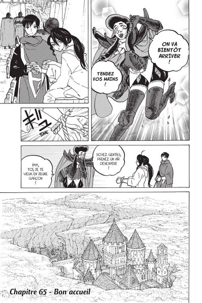 Page 5 To your eternity tome 8