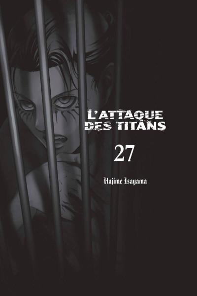 Page 1 L'attaque des titans tome 27