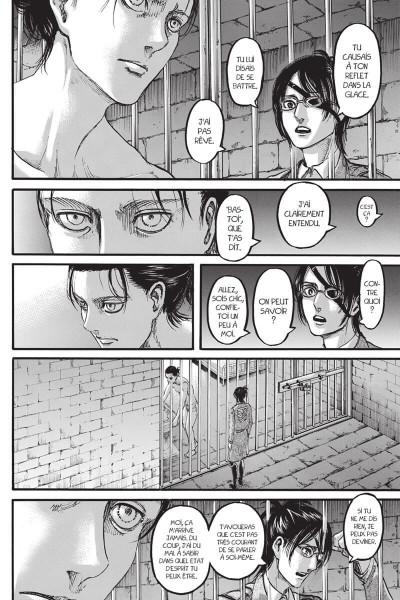 Page 6 L'attaque des titans tome 27