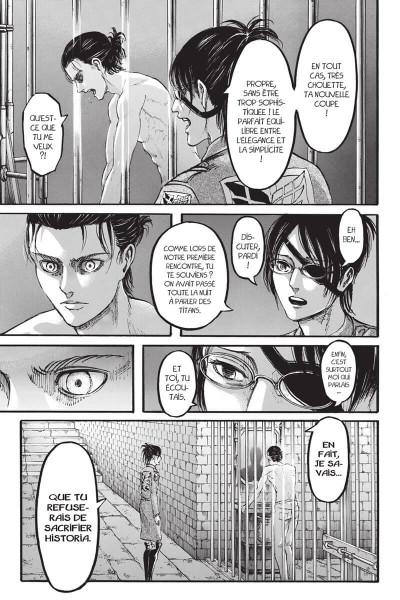 Page 7 L'attaque des titans tome 27