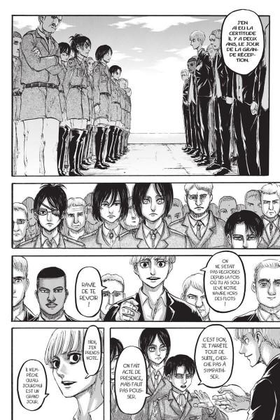 Page 8 L'attaque des titans tome 27