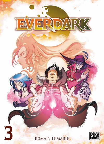 Couverture Everdark tome 3
