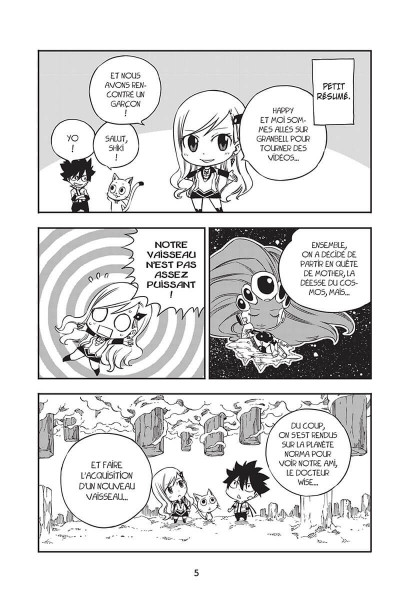Page 5 Edens zero tome 2