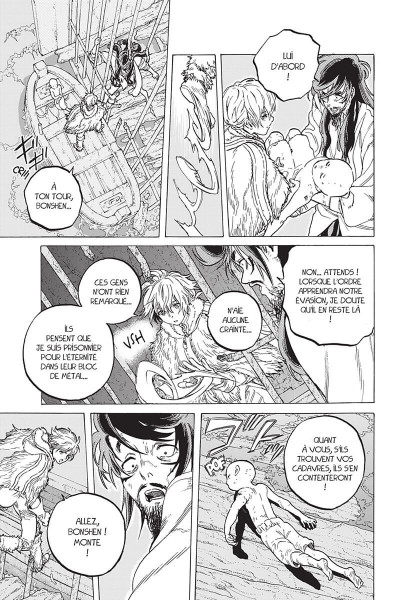 Page 5 To your eternity tome 9