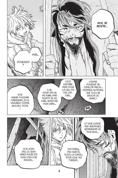 Page 6 To your eternity tome 9