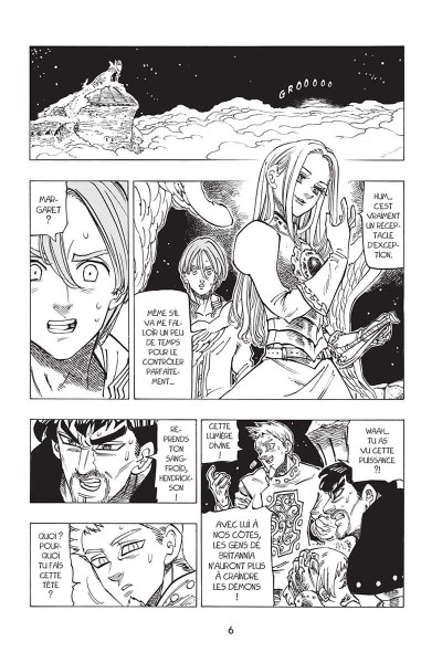 Page 6 Seven deadly sins tome 31