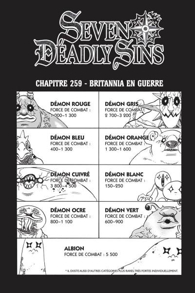 Page 3 Seven deadly sins tome 32