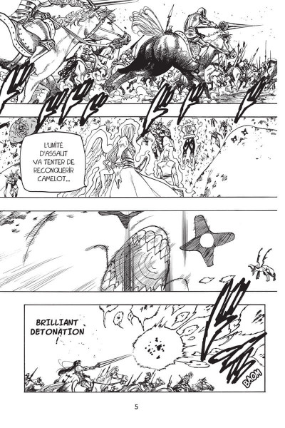 Page 5 Seven deadly sins tome 32