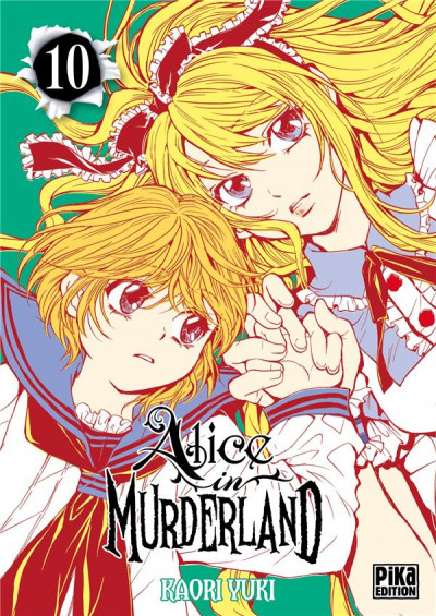 Couverture Alice in Murderland tome 10