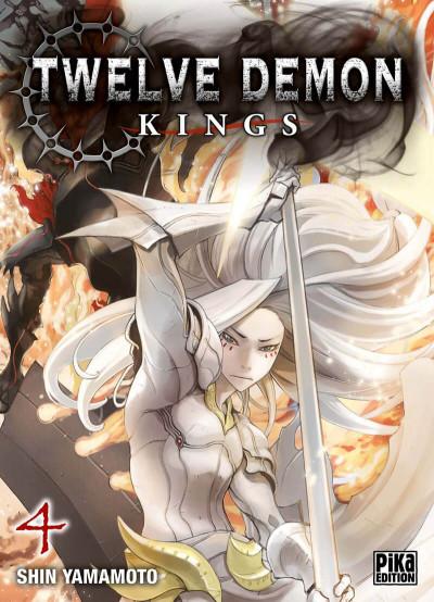 Couverture Twelve demon kings tome 4