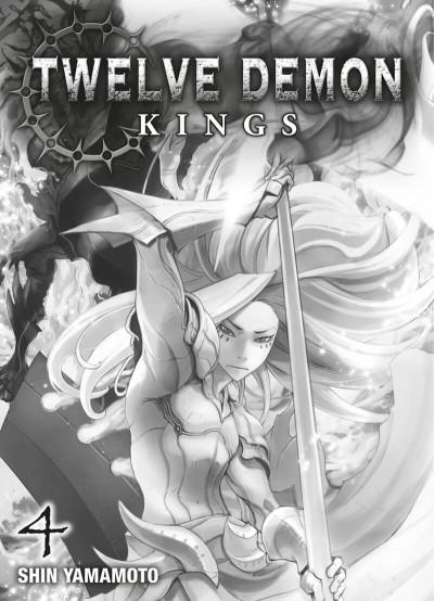 Page 1 Twelve demon kings tome 4