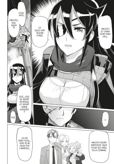 Page 6 Triage X tome 17