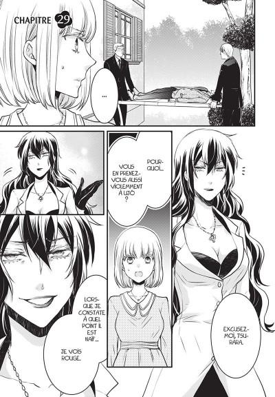 Page 3 Shinobi quartet tome 8