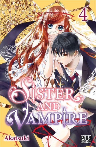 Couverture Sister and vampire tome 4