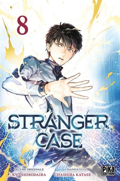 Couverture Stranger case tome 8