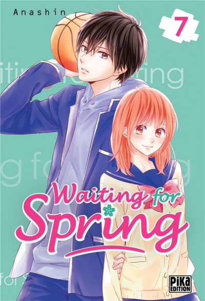 Couverture Waiting for spring tome 7