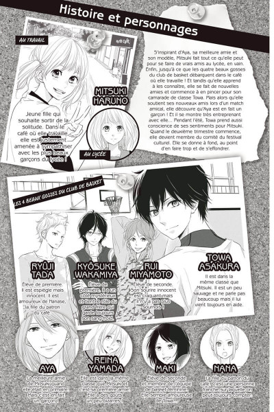 Page 3 Waiting for spring tome 7