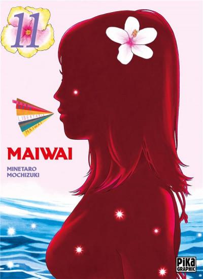 Couverture Maiwai tome 11