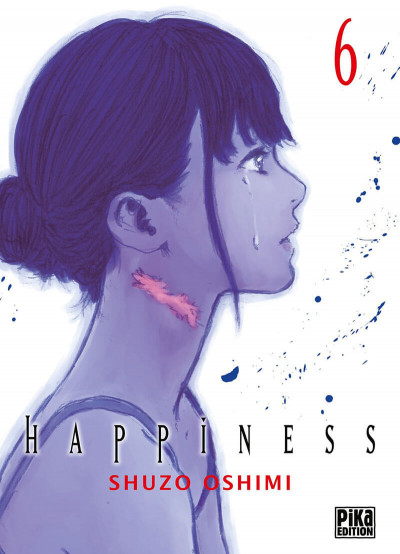 Couverture Happiness tome 6