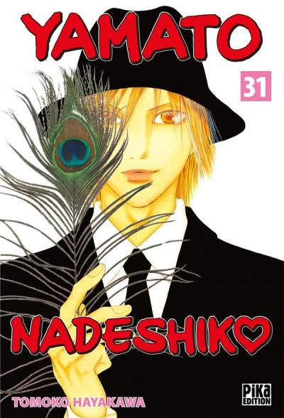 Couverture Yamato Nadeshiko tome 31