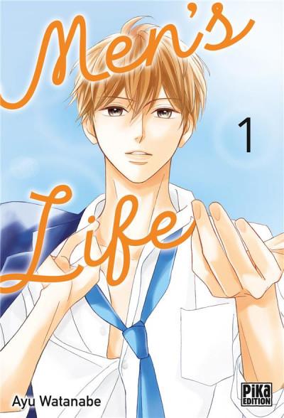 Couverture Men's life tome 1