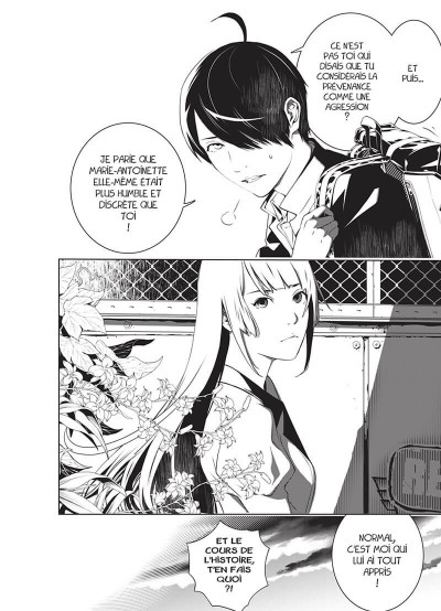 Page 8 Bakemonogatari tome 1