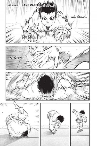 Page 5 Uchikomi - l'esprit du judo tome 2
