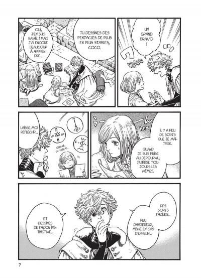 Page 7 L'atelier des sorciers tome 4