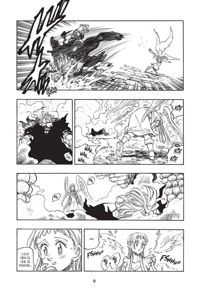 Page 9 Seven deadly sins tome 33