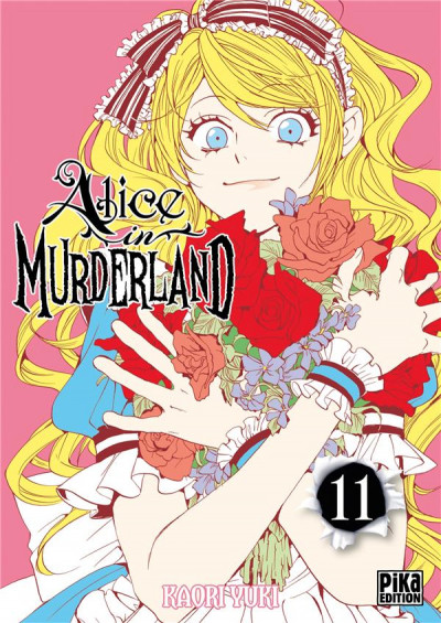 Couverture Alice in murderland tome 11