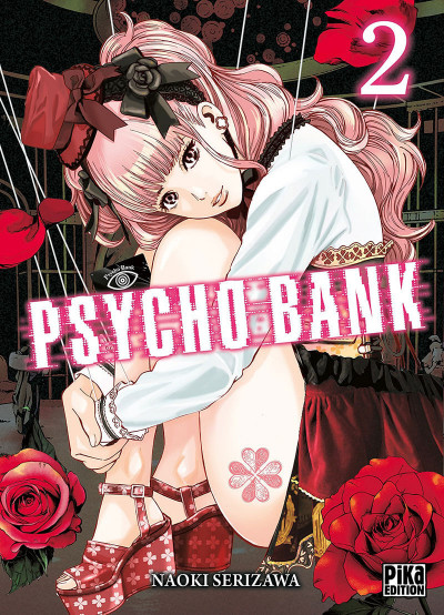 Couverture Psycho bank tome 2