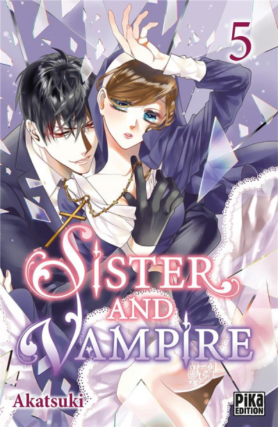 Couverture Sister and vampire tome 5