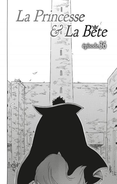 Page 4 La princesse et la bête tome 7