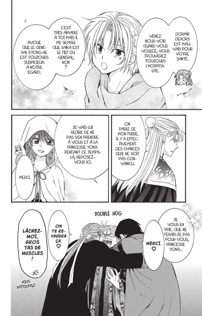 Page 8 Yona, princesse de l'aube tome 28