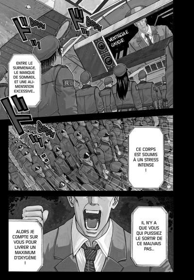 Page 3 Les brigades immunitaires black tome 1