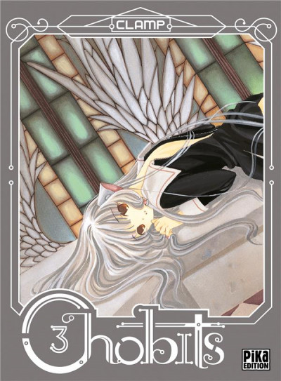 Couverture Chobits tome 3