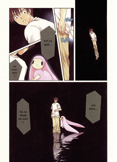 Page 3 Chobits tome 3