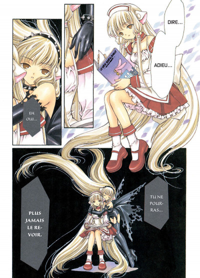 Page 6 Chobits tome 4