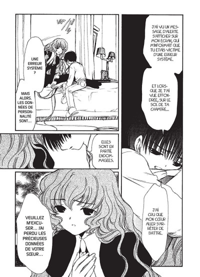 Page 7 Chobits tome 7