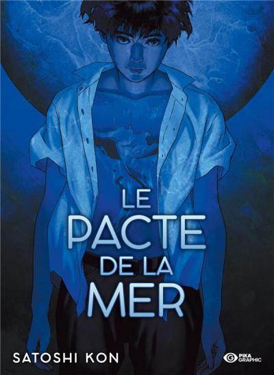 Couverture Le pacte de la mer - édition collector 48h BD