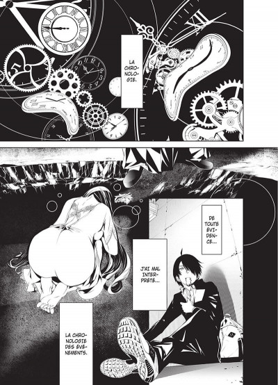 Page 5 Bakemonogatari tome 2