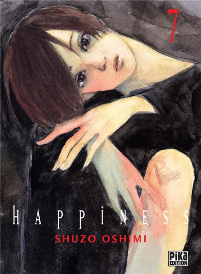 Couverture Happiness tome 7
