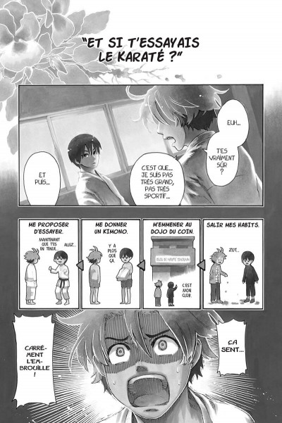 Page 3 Karate heat tome 1