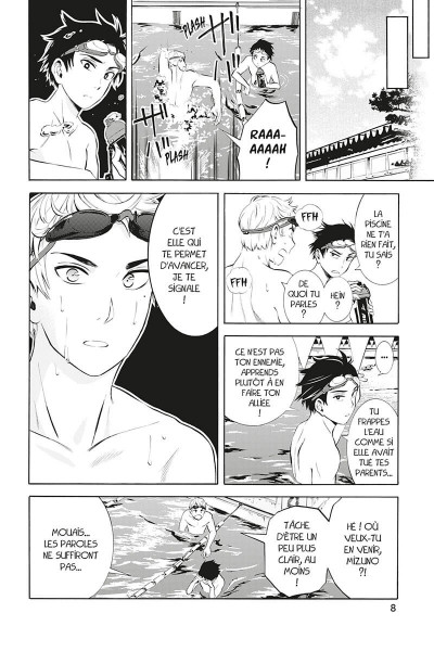 Page 8 Swimming ace tome 2