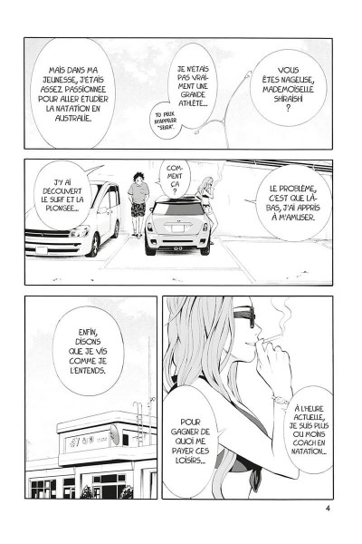 Page 4 Swimming ace tome 3