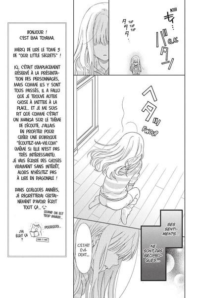 Page 9 Our little secrets tome 3