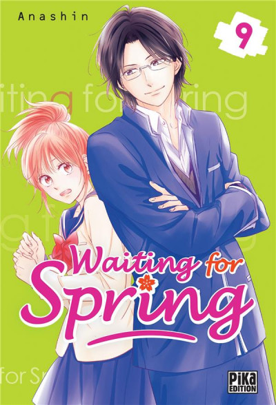 Couverture Waiting for spring tome 9