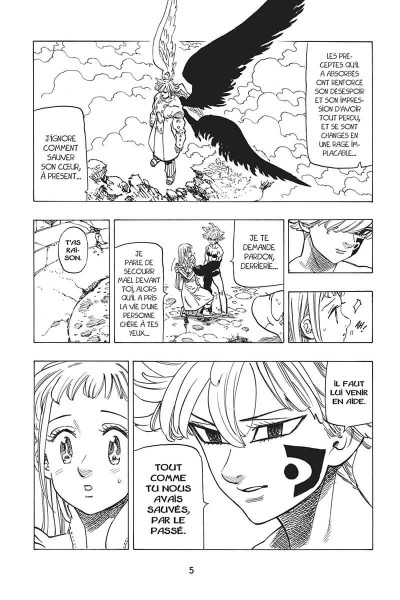 Page 5 Seven deadly sins tome 34