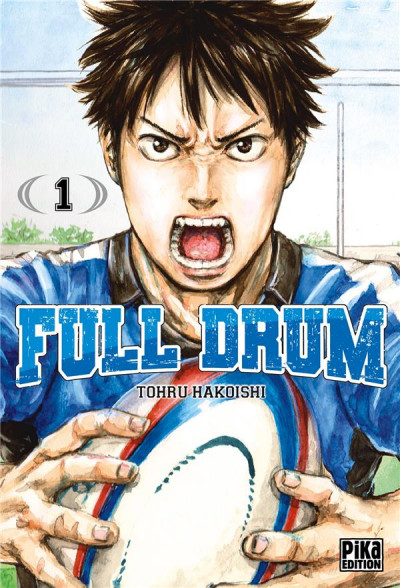 Couverture Full drum tome 1